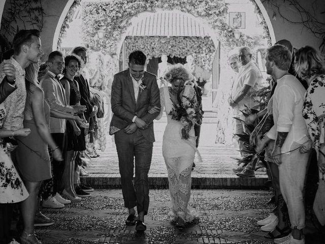 La boda de Ruth y Freek en Espartinas, Sevilla 107