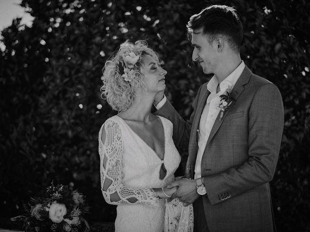 La boda de Ruth y Freek en Espartinas, Sevilla 122