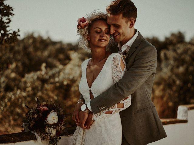 La boda de Ruth y Freek en Espartinas, Sevilla 123