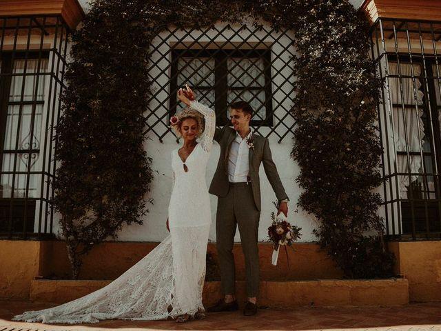 La boda de Ruth y Freek en Espartinas, Sevilla 125