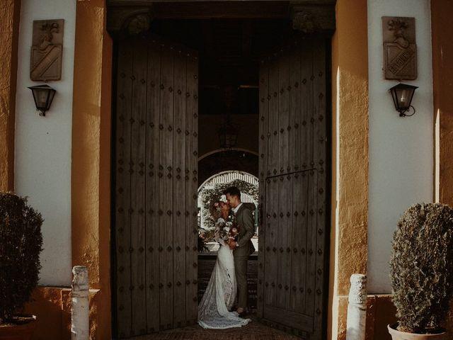 La boda de Ruth y Freek en Espartinas, Sevilla 128