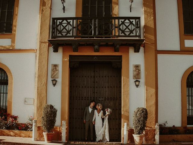La boda de Ruth y Freek en Espartinas, Sevilla 129