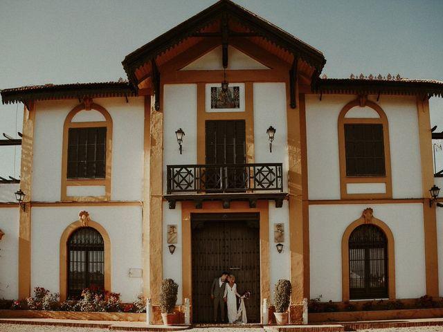 La boda de Ruth y Freek en Espartinas, Sevilla 130