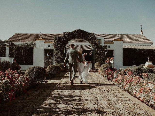 La boda de Ruth y Freek en Espartinas, Sevilla 134