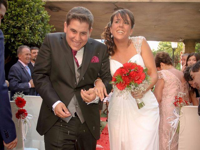 La boda de Juampe y Cristina en Jerez De La Frontera, Cádiz 5