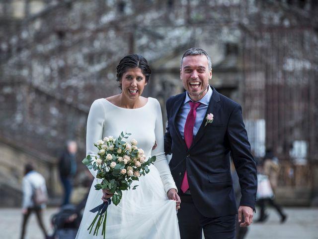 La boda de Adrián y Clara en Santiago De Compostela, A Coruña 9