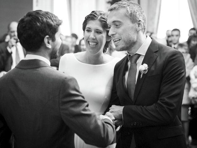 La boda de Adrián y Clara en Santiago De Compostela, A Coruña 1