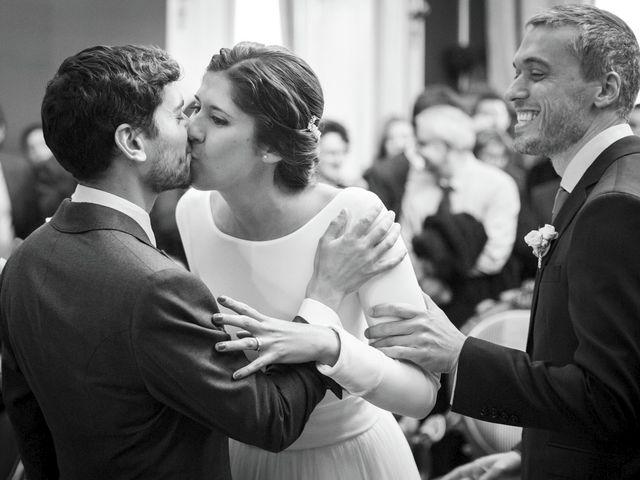 La boda de Adrián y Clara en Santiago De Compostela, A Coruña 12