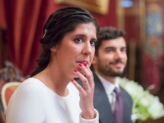 La boda de Adrián y Clara en Santiago De Compostela, A Coruña 15