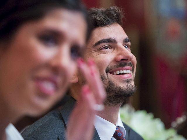 La boda de Adrián y Clara en Santiago De Compostela, A Coruña 18