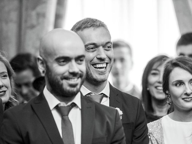 La boda de Adrián y Clara en Santiago De Compostela, A Coruña 21