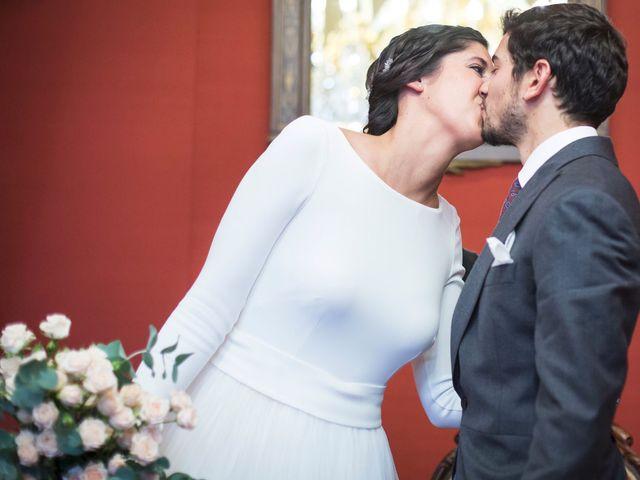 La boda de Adrián y Clara en Santiago De Compostela, A Coruña 28