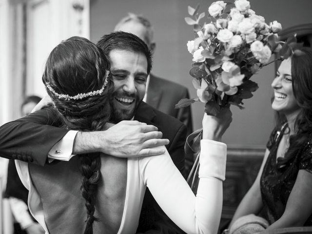 La boda de Adrián y Clara en Santiago De Compostela, A Coruña 31