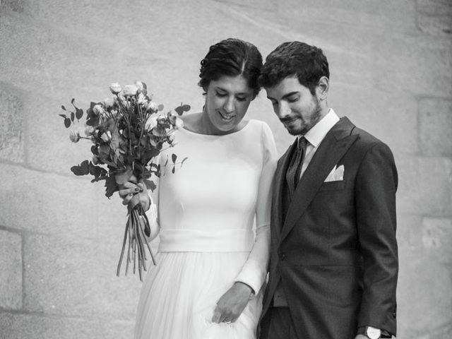 La boda de Adrián y Clara en Santiago De Compostela, A Coruña 37
