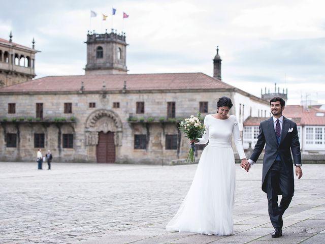 La boda de Clara y Adrián