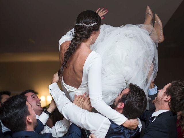 La boda de Adrián y Clara en Santiago De Compostela, A Coruña 75