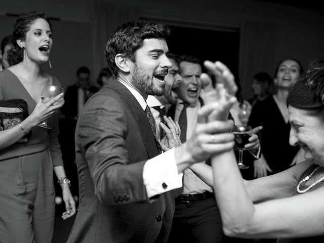 La boda de Adrián y Clara en Santiago De Compostela, A Coruña 85