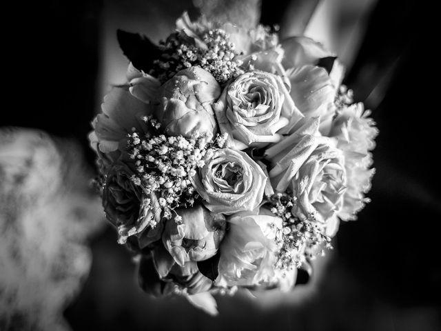 La boda de Rober y Laura en Silanes, Burgos 1