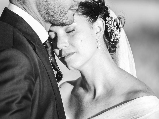 La boda de Rober y Laura en Silanes, Burgos 11