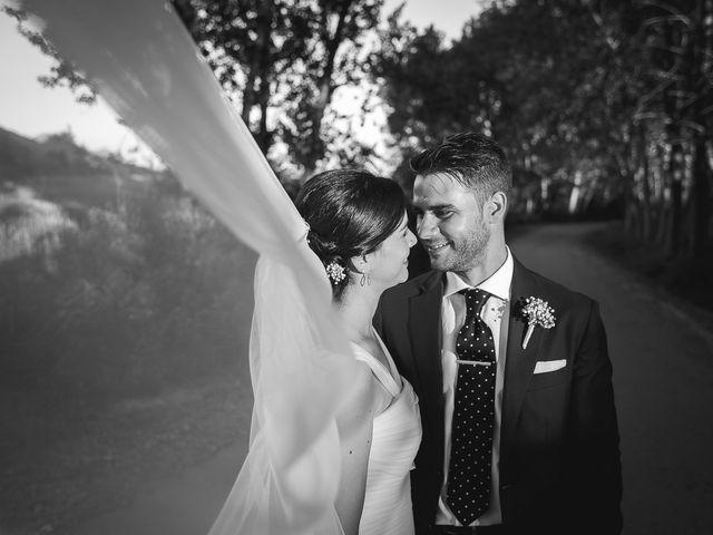 La boda de Rober y Laura en Silanes, Burgos 12