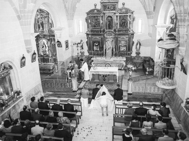 La boda de Rober y Laura en Silanes, Burgos 6