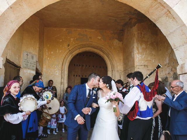 La boda de Rober y Laura en Silanes, Burgos 7