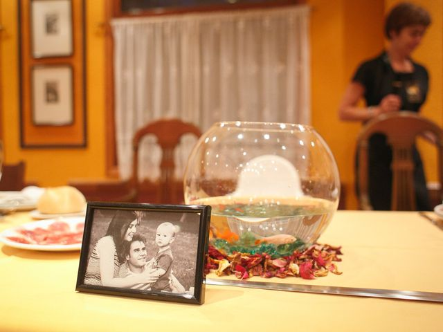 La boda de Rober y Laura en Silanes, Burgos 15