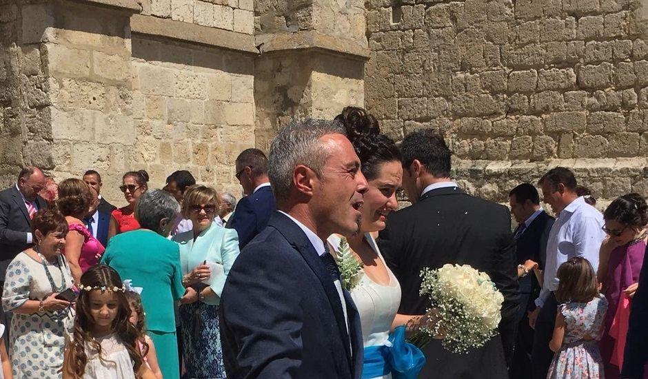 La boda de Igor y Elena en Ampudia, Palencia
