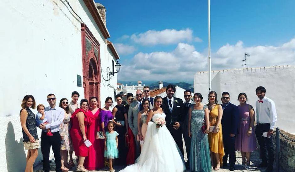 La boda de Ruben y Angela en Salobreña, Granada