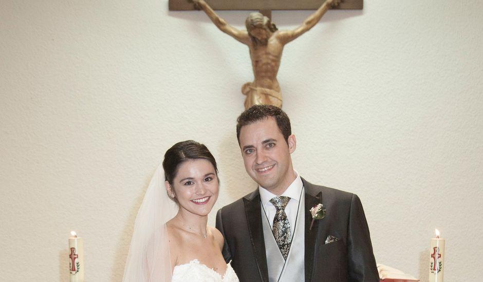 La boda de Jaime y Sheila en San Fernando De Henares, Madrid