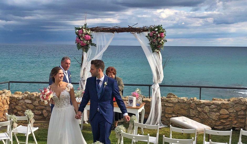 La boda de Mario y Maite en Altafulla, Tarragona