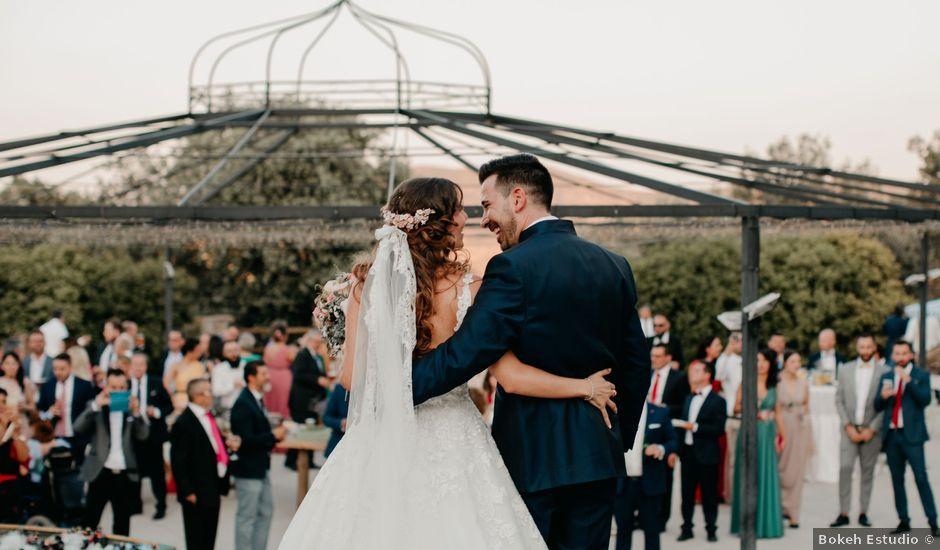 La boda de Sergio y María en Plasencia, Cáceres
