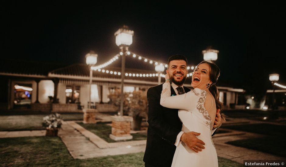La boda de Federico y Irene en Illescas, Toledo