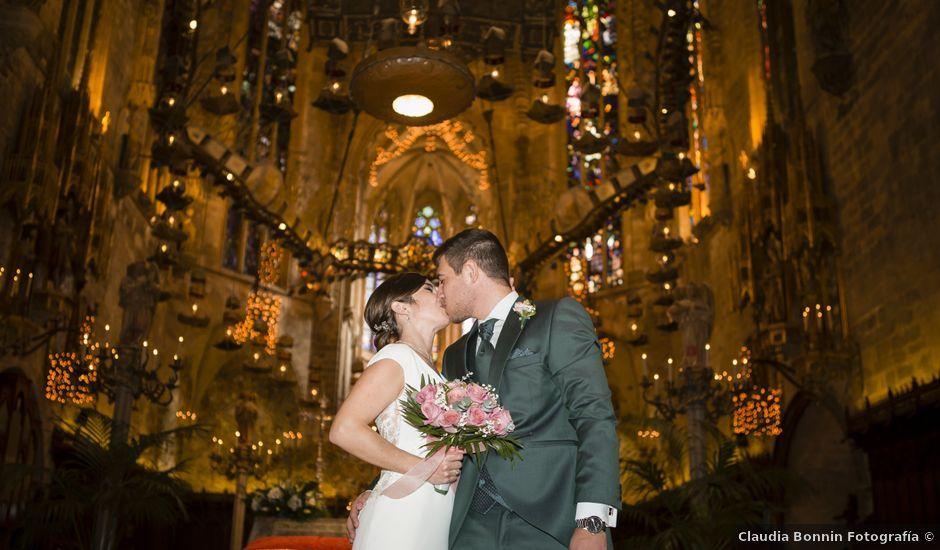 La boda de Manuel y Carolina en Palma De Mallorca, Islas Baleares