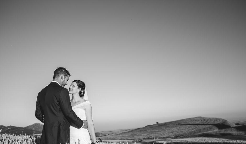 La boda de Rober y Laura en Silanes, Burgos