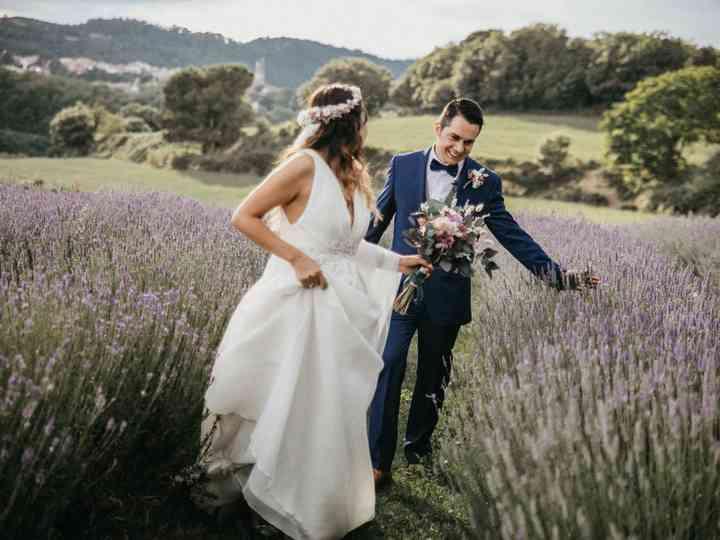 La boda de Nico y Cristina