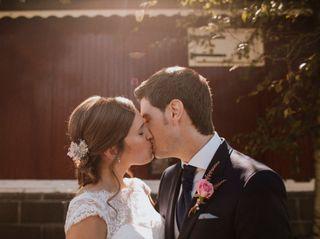 La boda de Elena y Endika