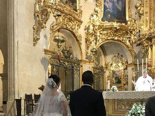 La boda de Lorena y Elvis 3