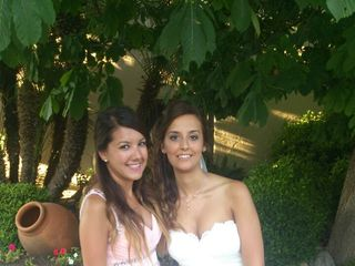 La boda de Noelia y Joan 1