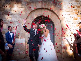 La boda de Noelia y Joan