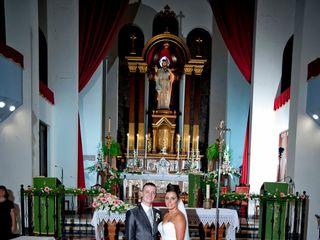La boda de Esther y Josafat 2