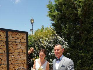 La boda de Elena y Juanmi y Elena 2