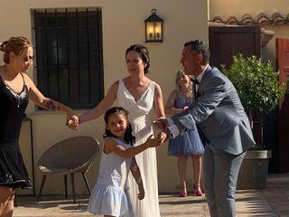 La boda de Elena y Juanmi y Elena