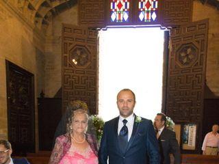 La boda de Cristina y Carlos 1