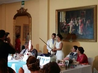 La boda de Conchi y Marcos