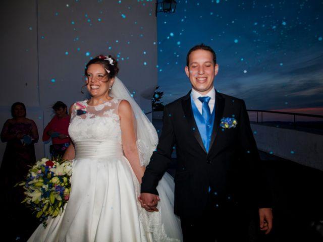 La boda de María y Álvaro