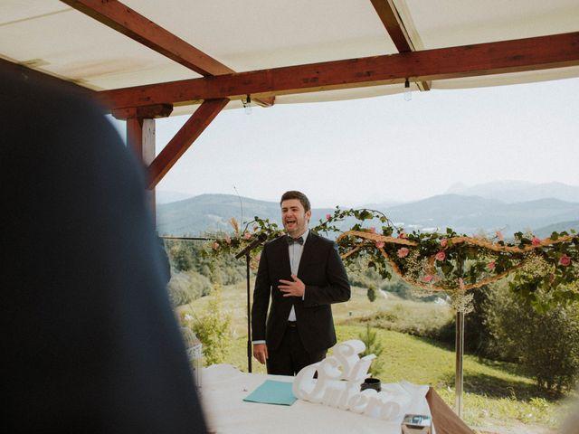 La boda de Endika y Elena en Bilbao, Vizcaya 86
