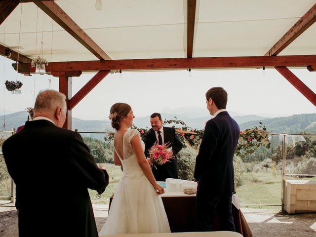 La boda de Endika y Elena en Bilbao, Vizcaya 110