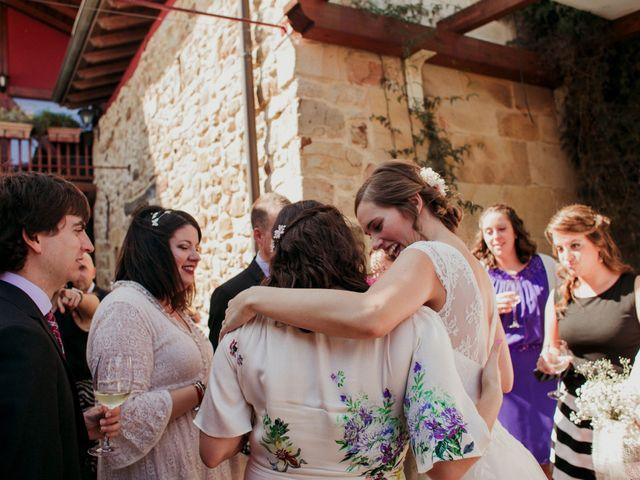 La boda de Endika y Elena en Bilbao, Vizcaya 118