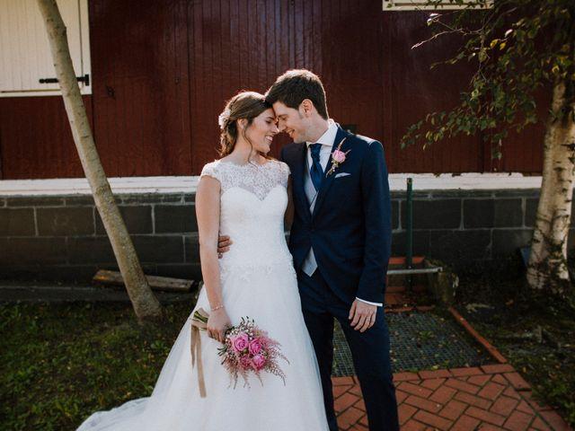 La boda de Endika y Elena en Bilbao, Vizcaya 122